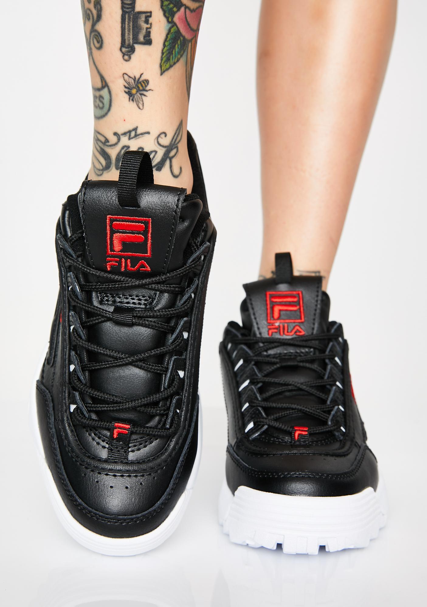 Fila Blackout Disruptor II Premium Sneakers