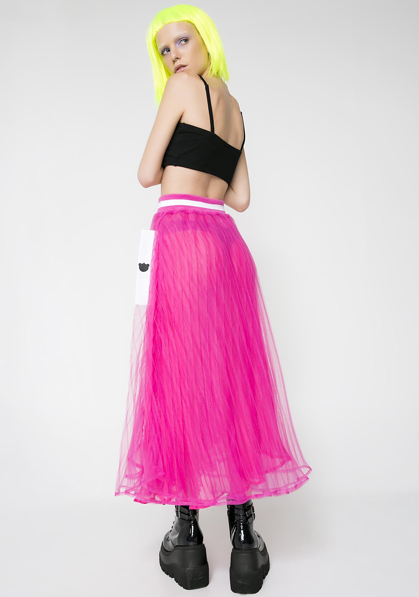 Nicopanda Cody Tulle Skirt