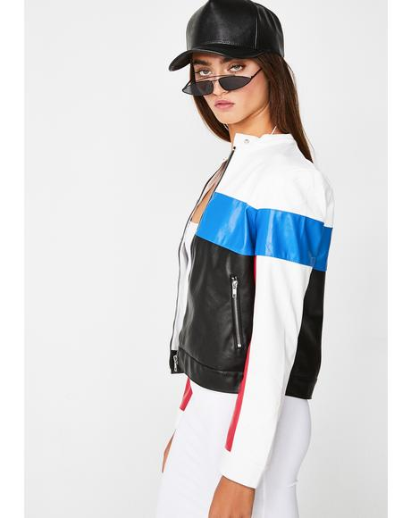 Hater Blocker Moto Jacket