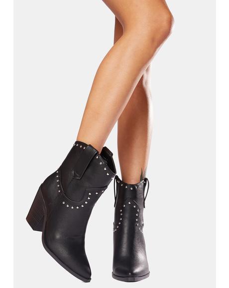 Jump The Gun Cowboy Boots