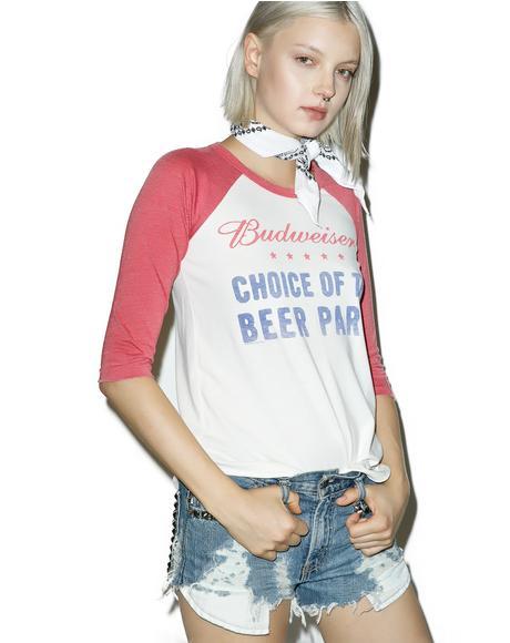 Beer Party Tee