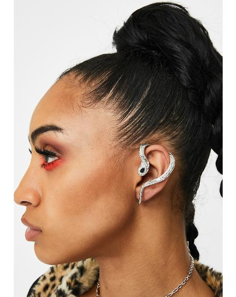 In A Vise Wrap Around Earrings