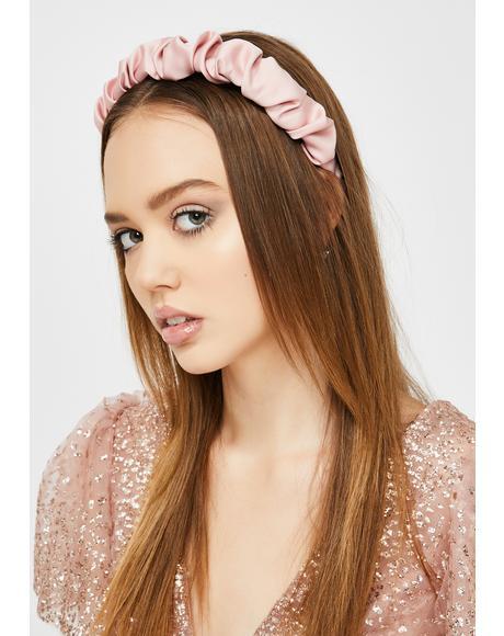 Buncha Drama Scrunched Headband