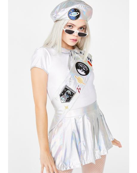 Space Cadet Costume Set