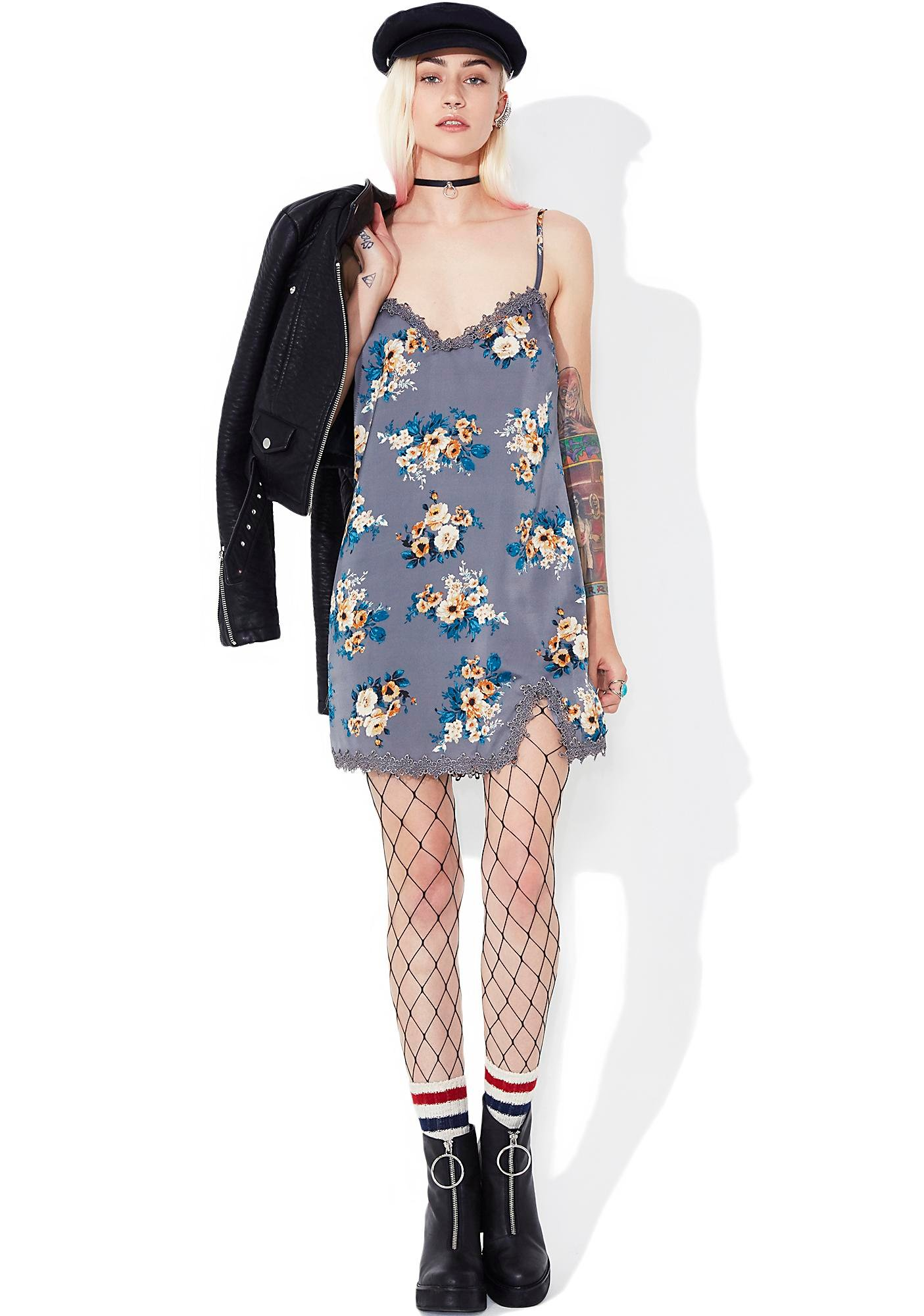 #1 Crush Slip Dress