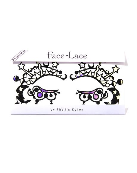 Cropstical Face Lace