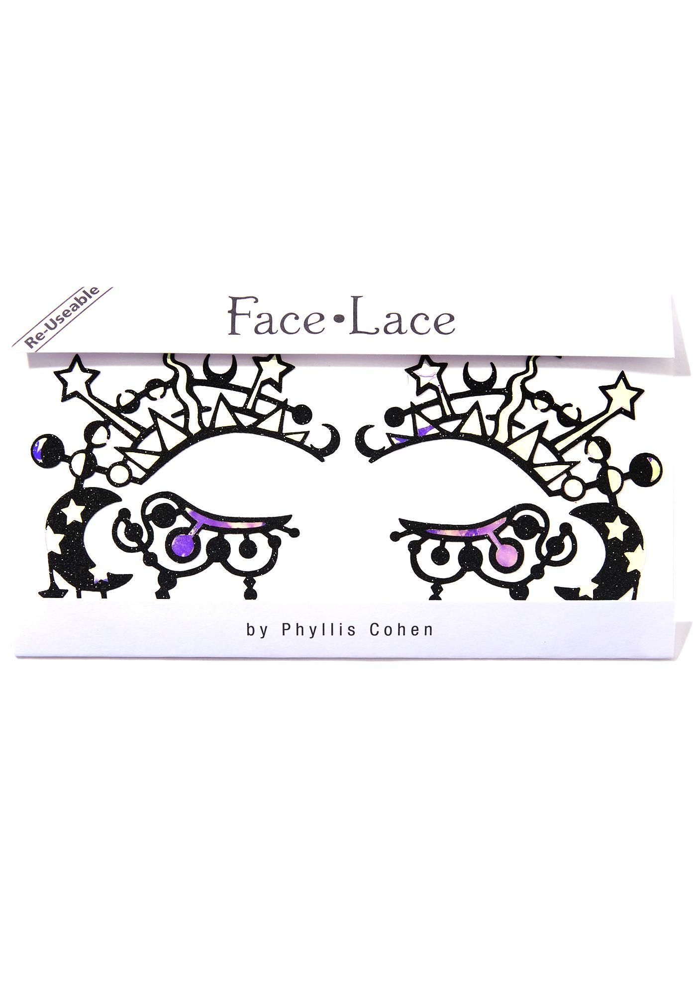 Face Lace Cropstical Face Lace