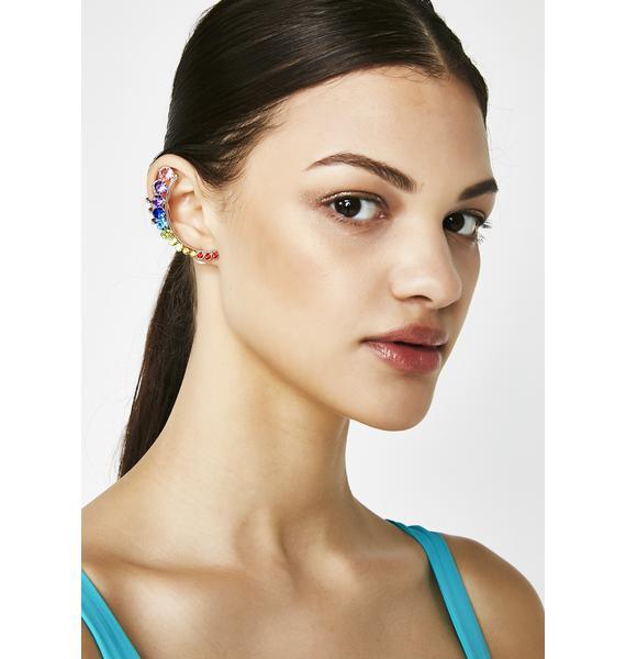 Color Bae Earcuff Earring