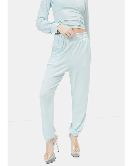 Fancy That High Waist Joggers