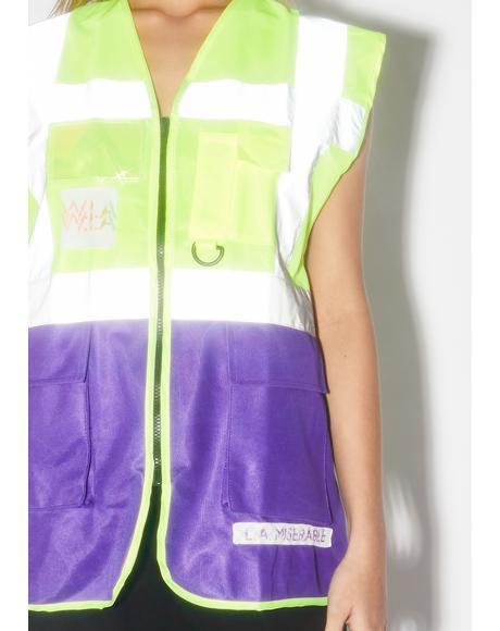 Fairground Reflective Vest