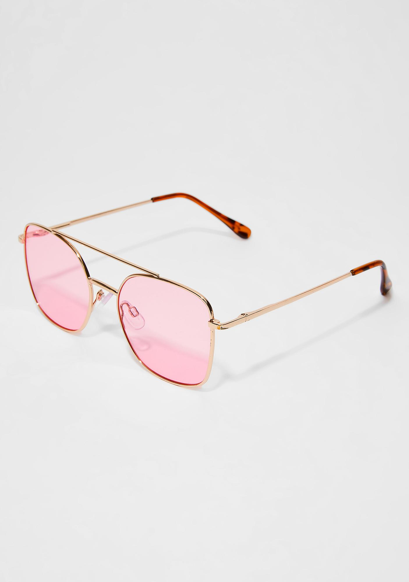 La Vie En Rose Sunglasses