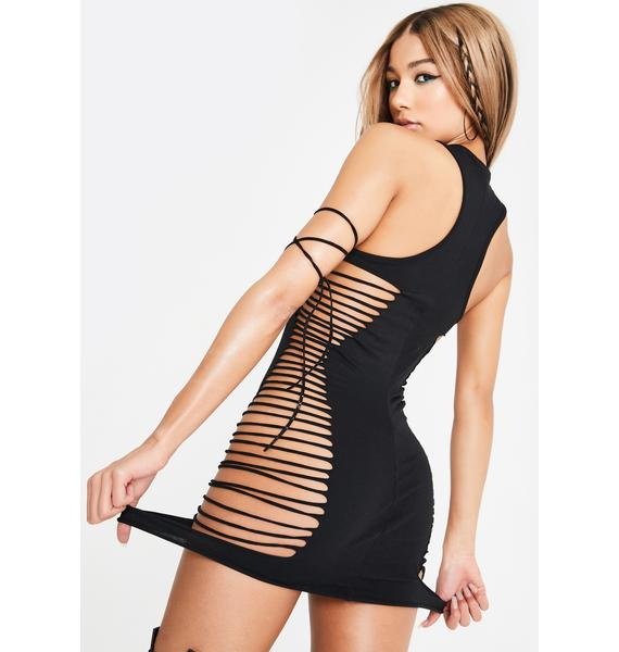 Club Exx Ride The High Bodycon Dress