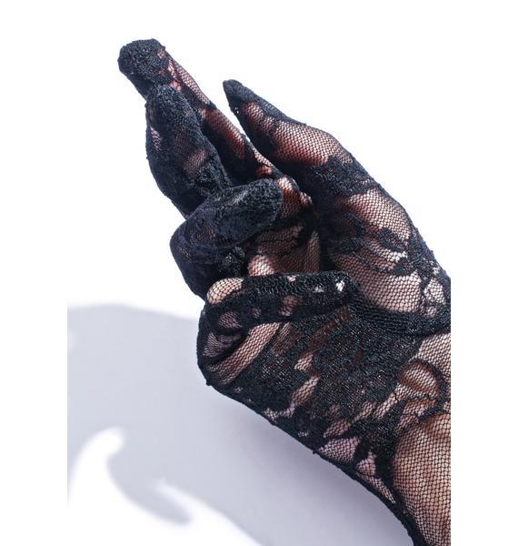 Lustworthy Lace Gloves