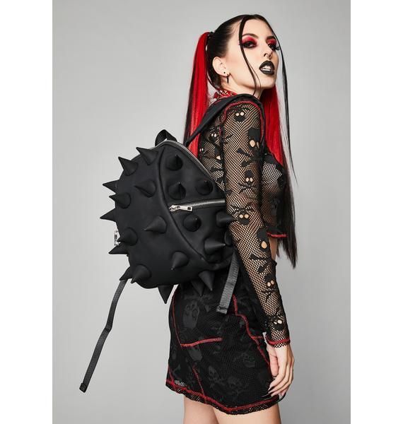 Widow Doomed And Dangerous Spike Backpack