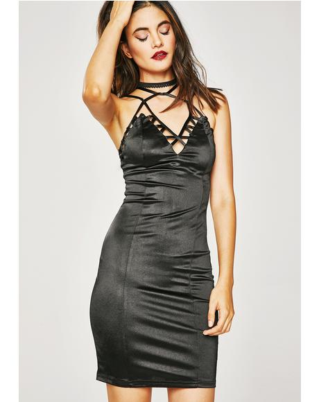 Remember Me Strappy Dress
