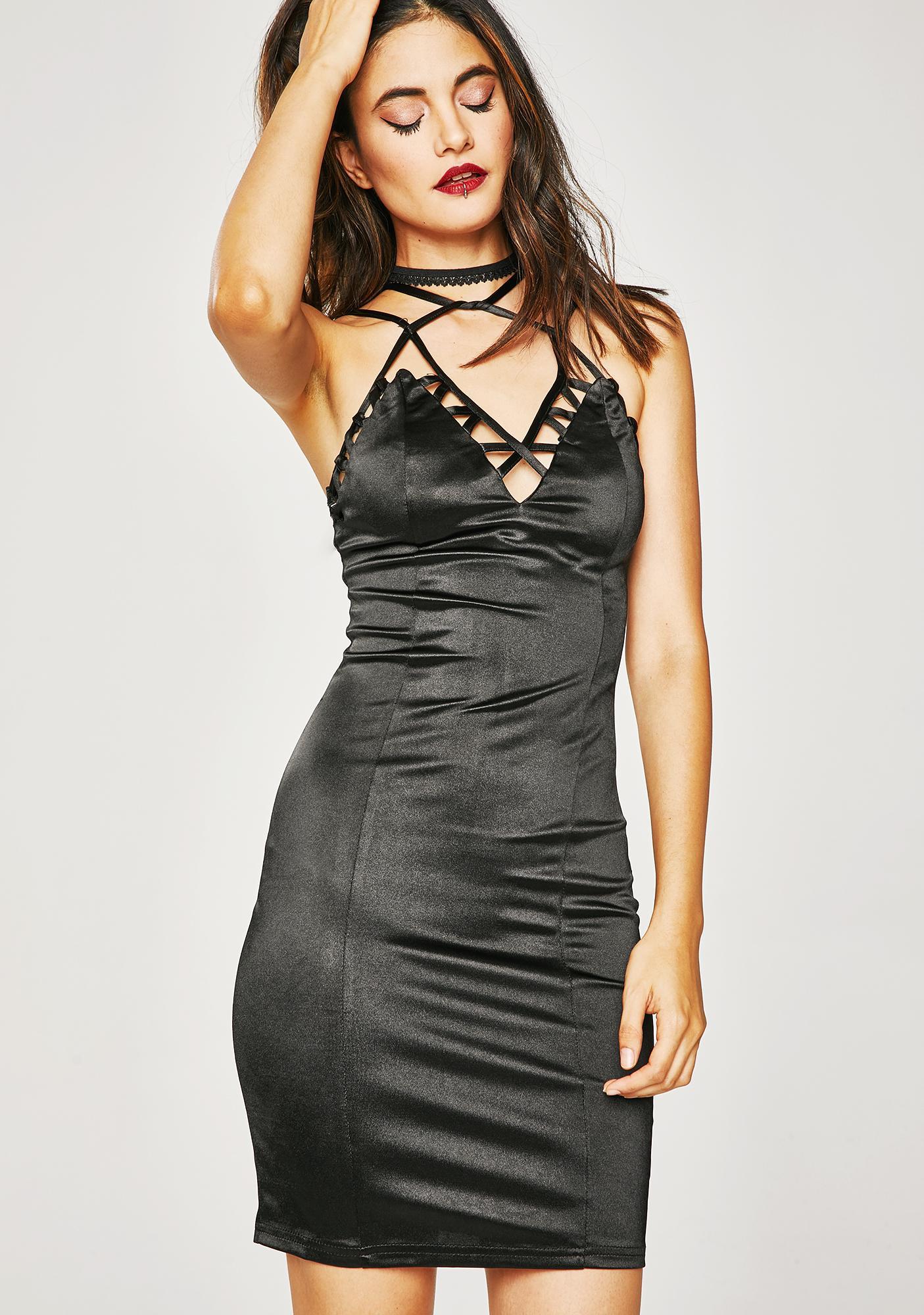Remember Me Strappy Dress