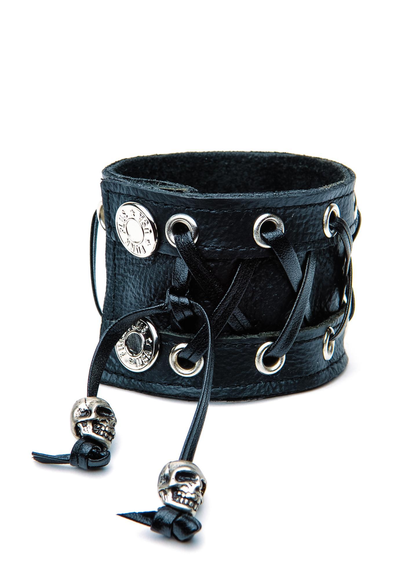Tie Me Up Corset Bracelet