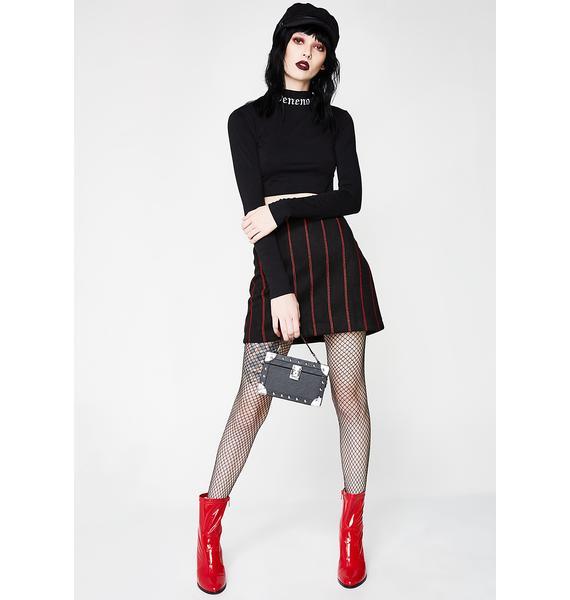 Big Hit Mini Skirt