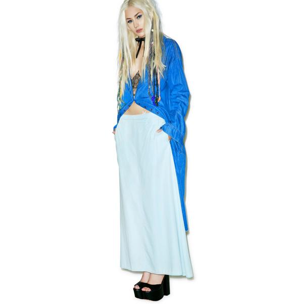 One Teaspoon Le Lover Maxi Skirt