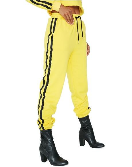 Kill Bill Pants