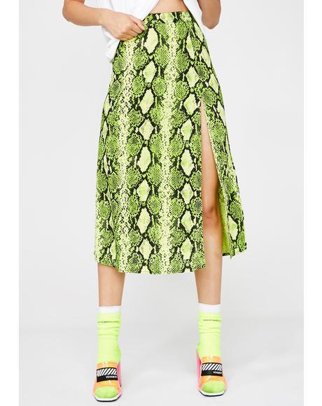 Glowin' Saika Skirt