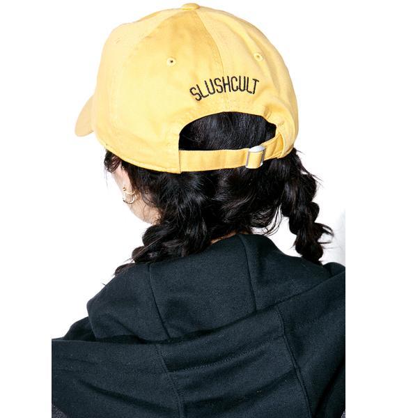Slushcult Chill Out Dad Hat