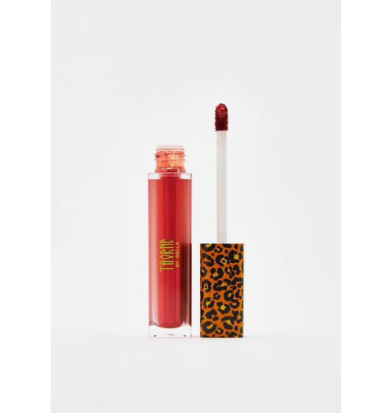 Thorne By Bella Fuck Me Firetruck Lip Stain