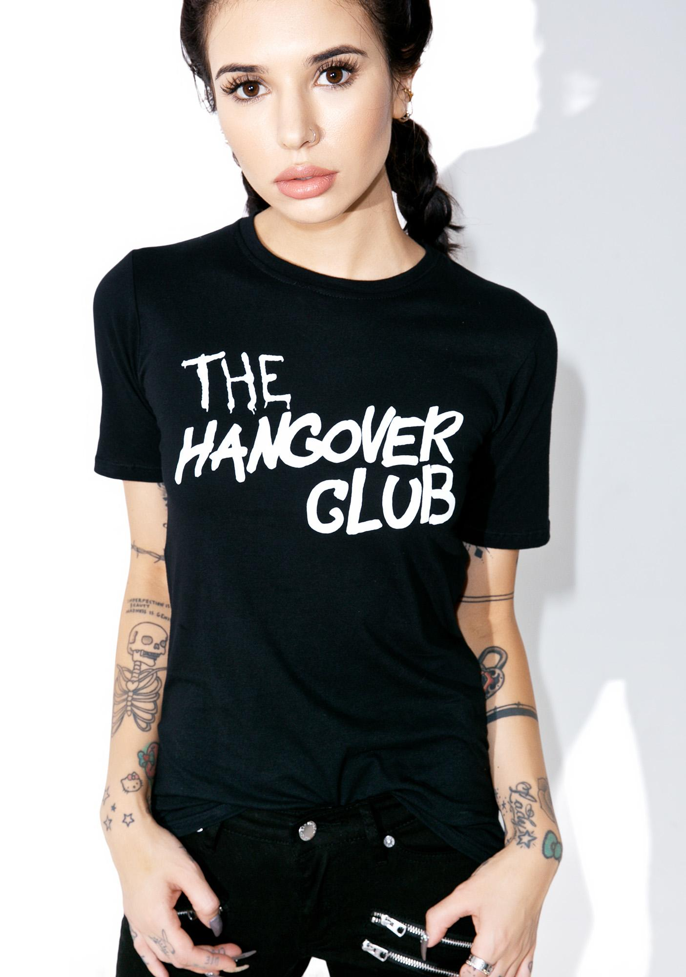 Motel Hangover Club Tee
