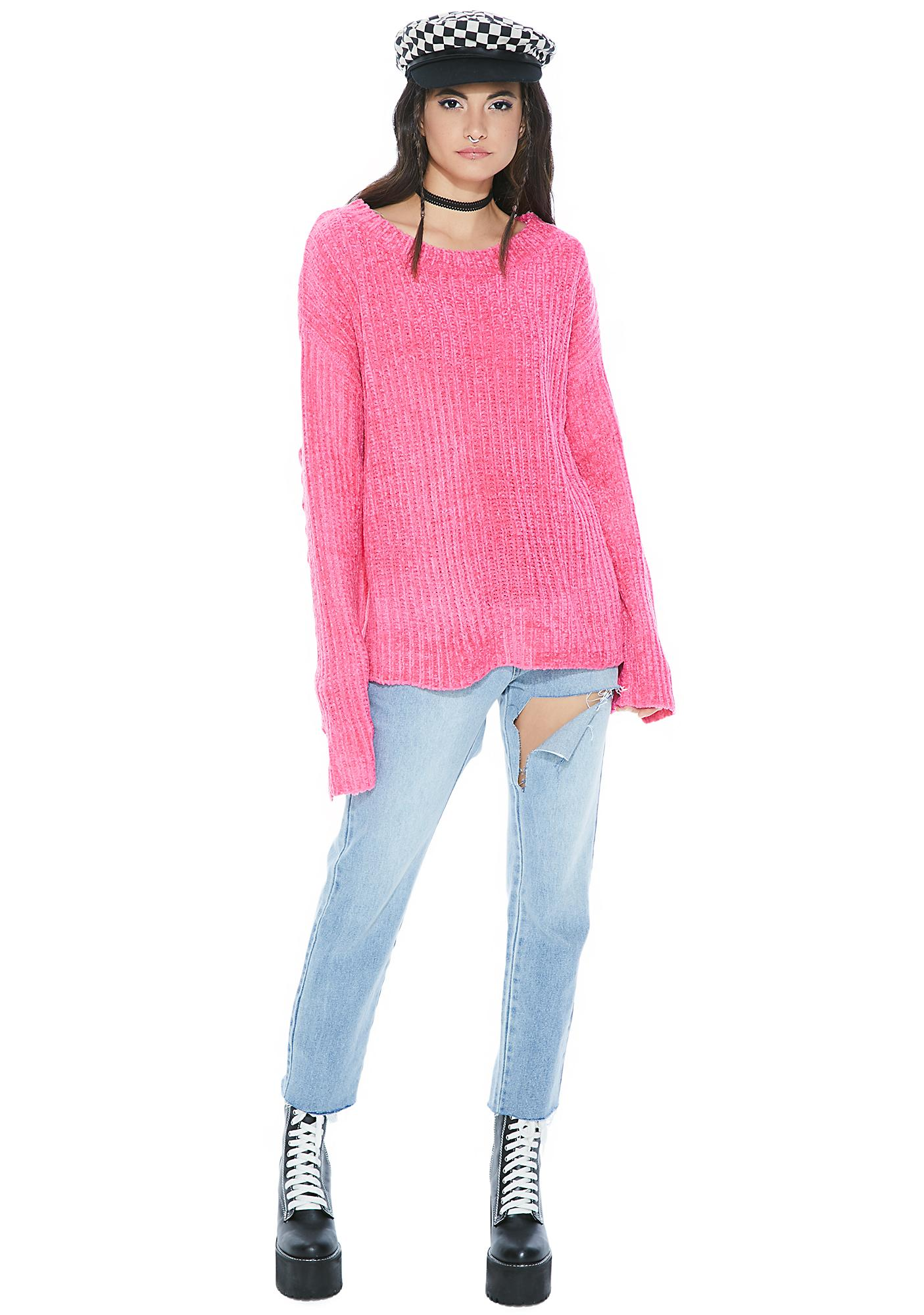 Heart N' Soul Knit Sweater