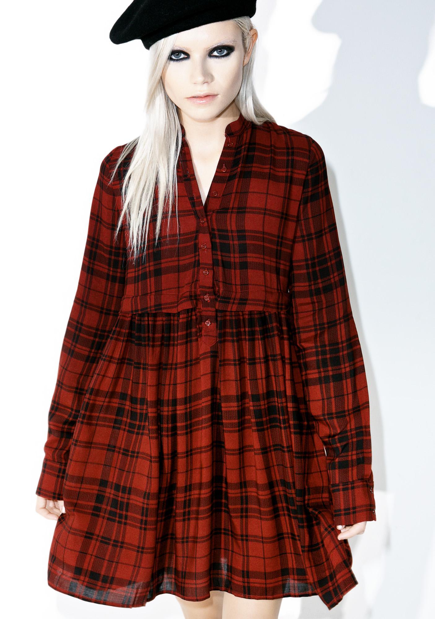 Moxie Shirt Dress