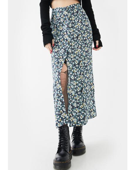 Rima Maxi Skirt