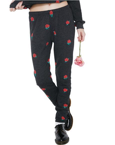 Garden Roses Knox Pants