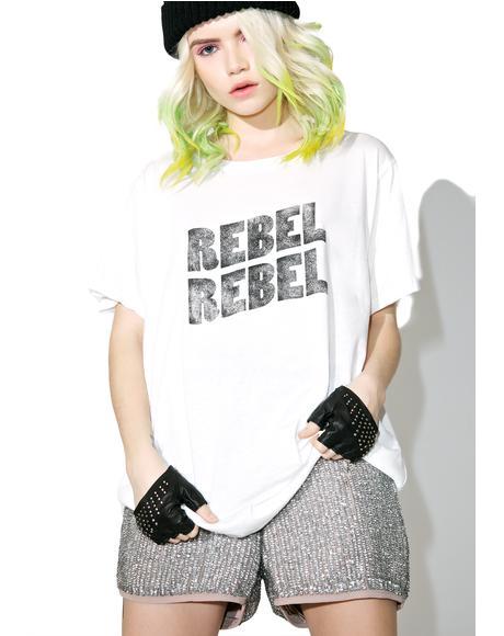 Rebel Rebel Tee