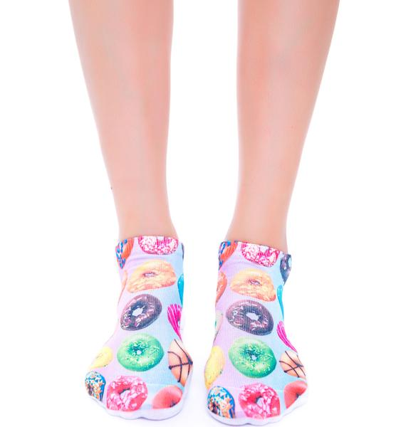 Donut Care Ankle Socks