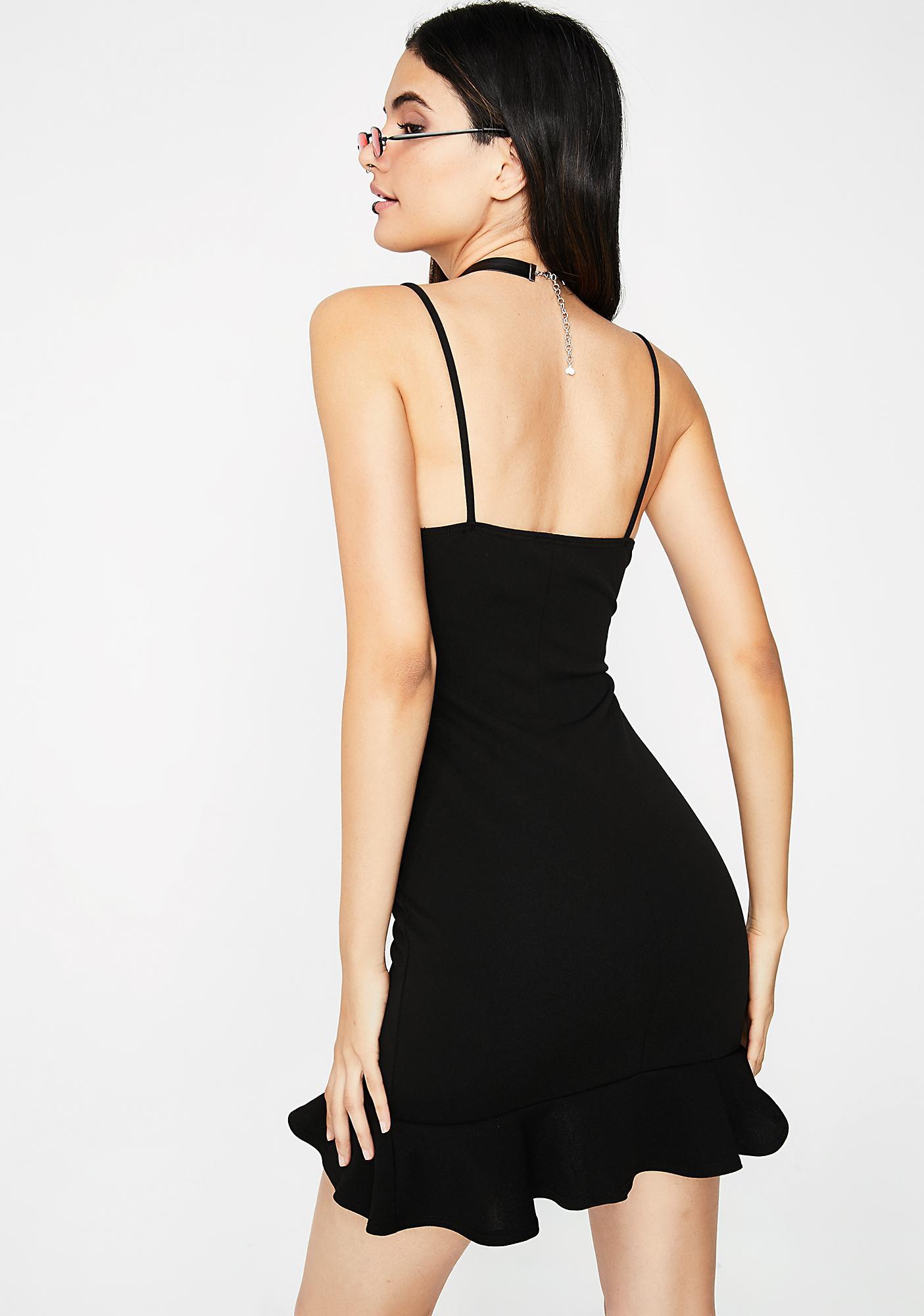Such A Flirt Mini Dress