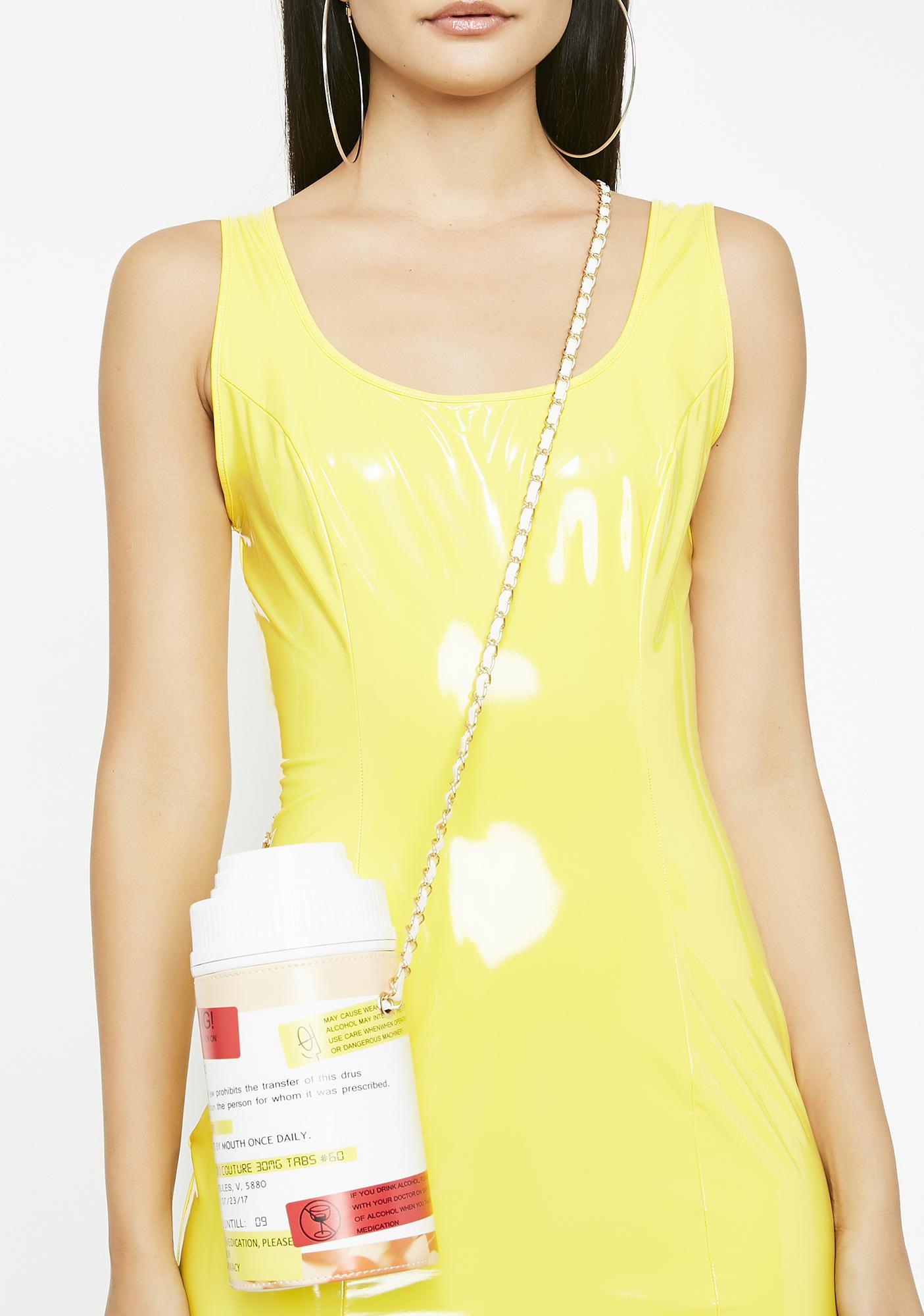 Fashion Overdose Prescription Bag