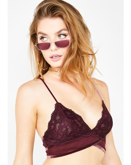 Don't Be Crossed Bralette