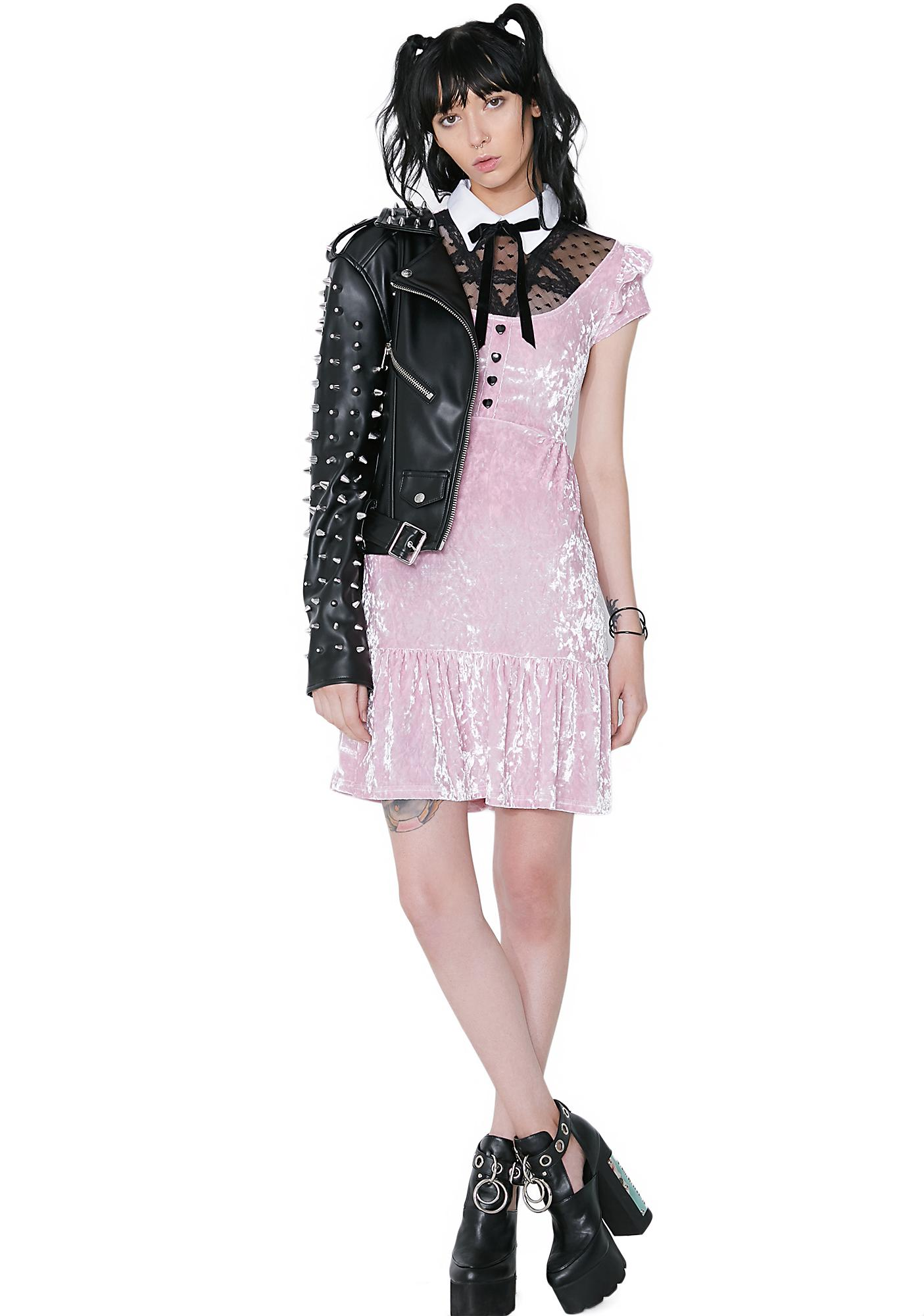 Killstar Delana Crushin' Doll Dress