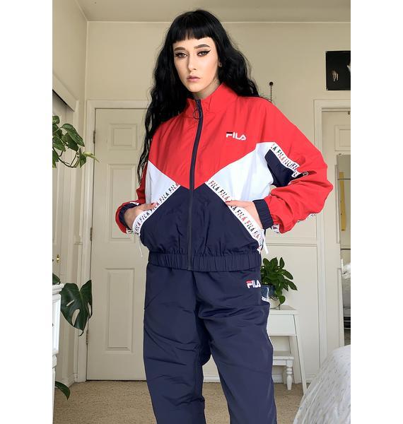 Fila Lyra Windbreaker Jacket