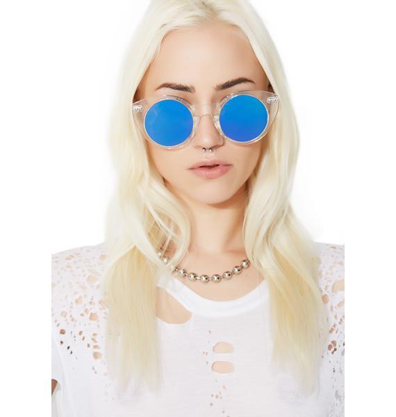 Spitfire Unicorn Super Symmetry Sunglasses