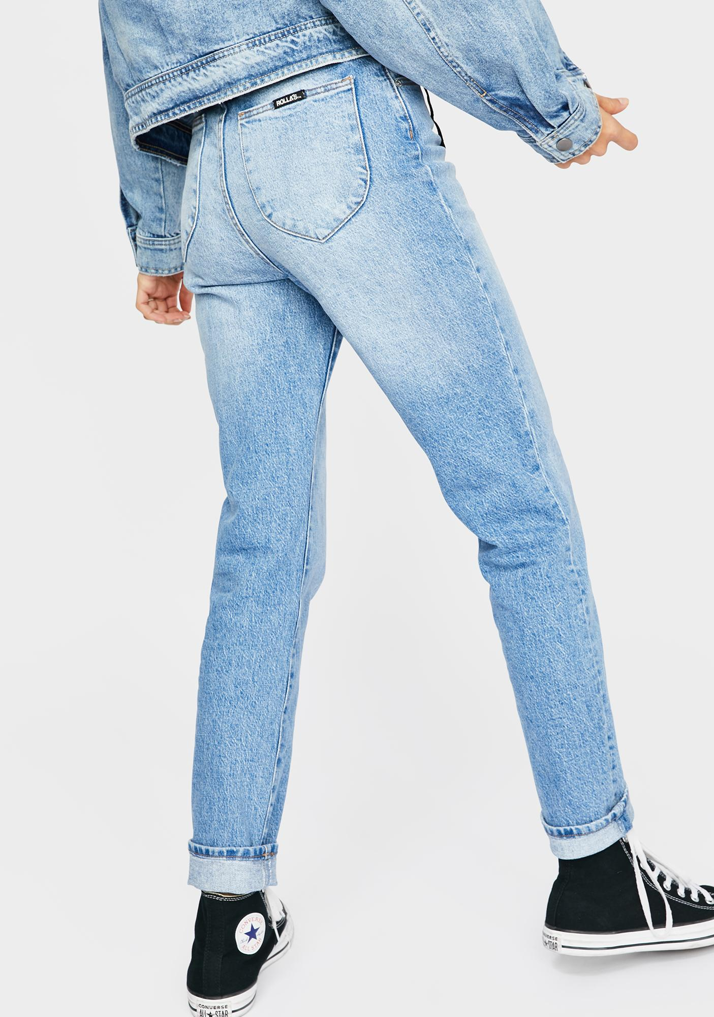Rollas New Vintage Dusters Slim Straight