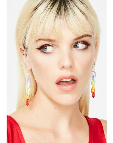 Rainbow Realness Earrings