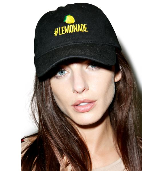 Lemonade Dad Hat