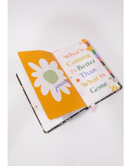 Daisy Lover 2021 12 Month Planner