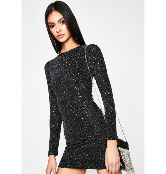 Famous Flirt Mini Dress