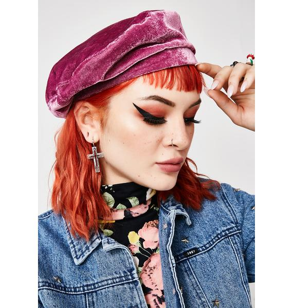 Candy Angelz Kiss Beret