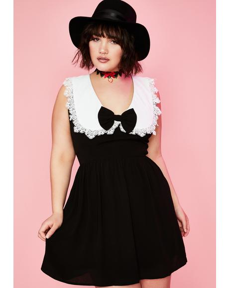 Plz A La Mode Babydoll Dress