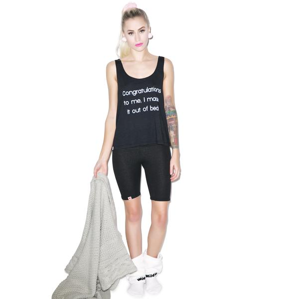 Wildfox Couture I Made It Boy Tank
