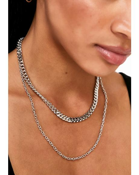 Dangerous Range Chain Necklace