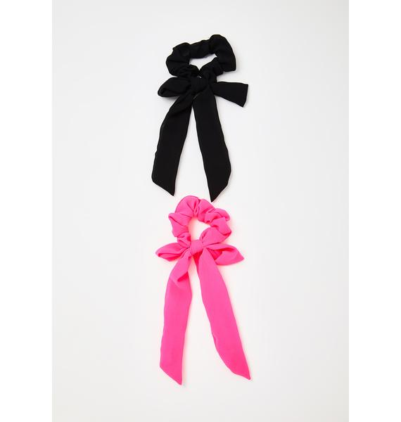 For Better Or Worse Scrunchie Set